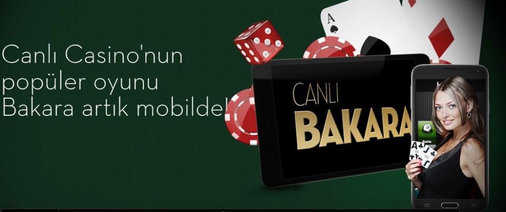 bets10 Canlı Casino bakara Artık Mobilde